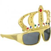 Glasögon guldkrona