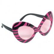Glasögon Diva djurmönster