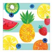 Servetter 16p Fruits