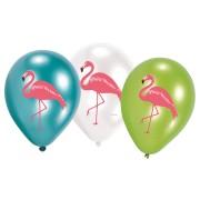 Ballonger 6p flamingos