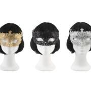 Ansiktsmask glitter (finns flera färger)