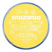 Snazaroo ansiktsfärg 18ml Classic bright yellow