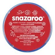 Snazaroo ansiktsfärg 18ml Classic red