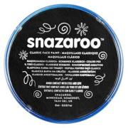 Snazaroo ansiktsfärg 18ml Classic black