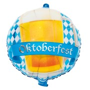 Folieballong 43cm Oktoberfest