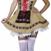 Oktoberfest Tyroler klänning