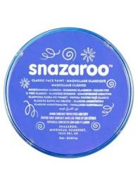 Snazaroo ansiktsfärg 18ml Sky blue -