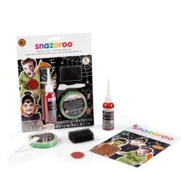 Ansiktsfärg-set Snazaroo effektvax & blod -