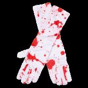 Blodiga handskar
