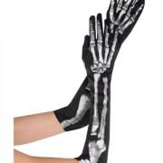 Skeletthandskar dam one-size
