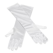 Handskar vita vuxna
