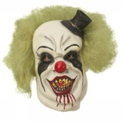 Latexmask killer clown vuxna