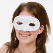 Ögonmask vit vuxna