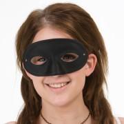 Ögonmask svart vuxna