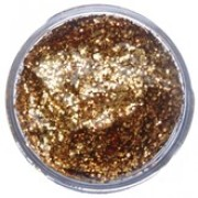 Glittergel guld 12ml