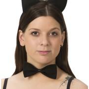 Katt-set svart