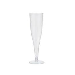 Champagneglas av plast 13,5cl 10-p -