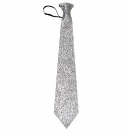 Slips glitter Silver -