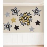Cutouts 30p Stjärnor