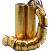Serpentiner 2p Guld
