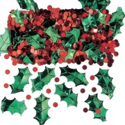 Konfetti 14g Holly and berries