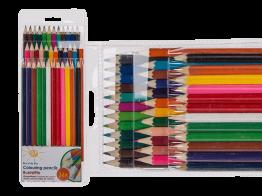 Färgpennor 36p -