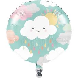 Folieballong 45cm Sunshine baby -