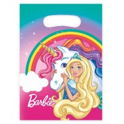 Kalaspåsar 8p Barbie dreamtopia