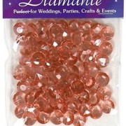 Bordsdiamanter 12mm 28g Rosé
