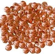 Bordsdiamanter 6mm Rosé 28g