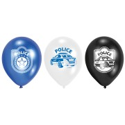 Ballonger 22,8cm 6p Polis