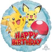 Folieballong 43cm Pokemon