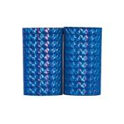 Serpentiner 2p Holografisk blå