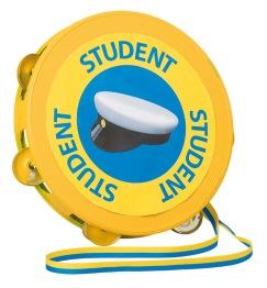 Tamburin Student -