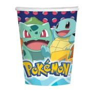 Pappersmuggar 250ml 8p Pokémon