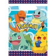 Kalaspåsar 8p Pokémon