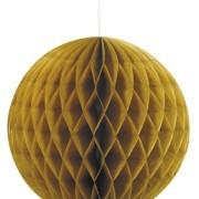 Honeycomb 20cm Gold