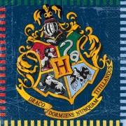Servetter 33x33cm 16p Harry Potter