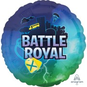 Folieballong 43cm Battle Royal