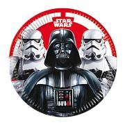 Papperstallrikar 23cm 8p Star wars