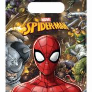 Kalaspåsar 6p Spiderman