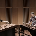 Tree Grove Marimba Duo, Fotot: Espen Nystog
