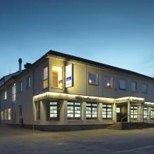 Mäklarhusets kontor i Värnamo