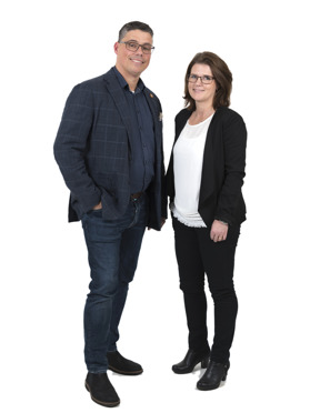 Christian Johansson & Martina Johansson