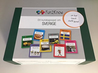 Fun2Know på arabiska