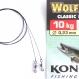 KONGER wolfram tafs 35cm 10kg 2-pack