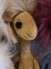 Giraffen Gina.