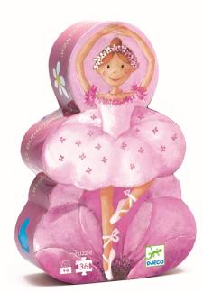 Pussel Ballerina.