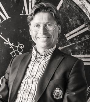 Entreprenören Magnus Helgesson