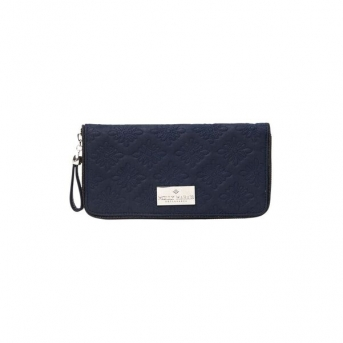 PASSPORT HOLDER BLUE MOLLY MARAIS